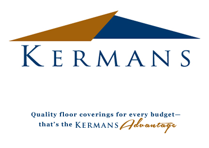 Kermans Flooring Logo